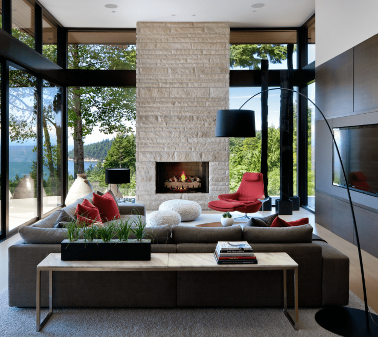 Mesmerizing Modern Decorating Living Room Of Design 21 Ideas