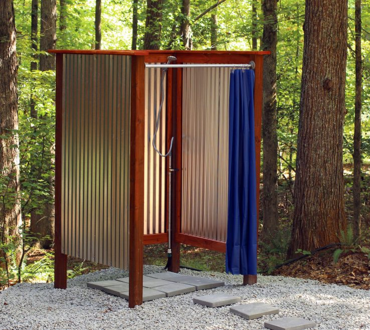 Mesmerizing Outdoor Shower Floor Ideas Of Plansphoto Album Collection Kit All Can Pattern