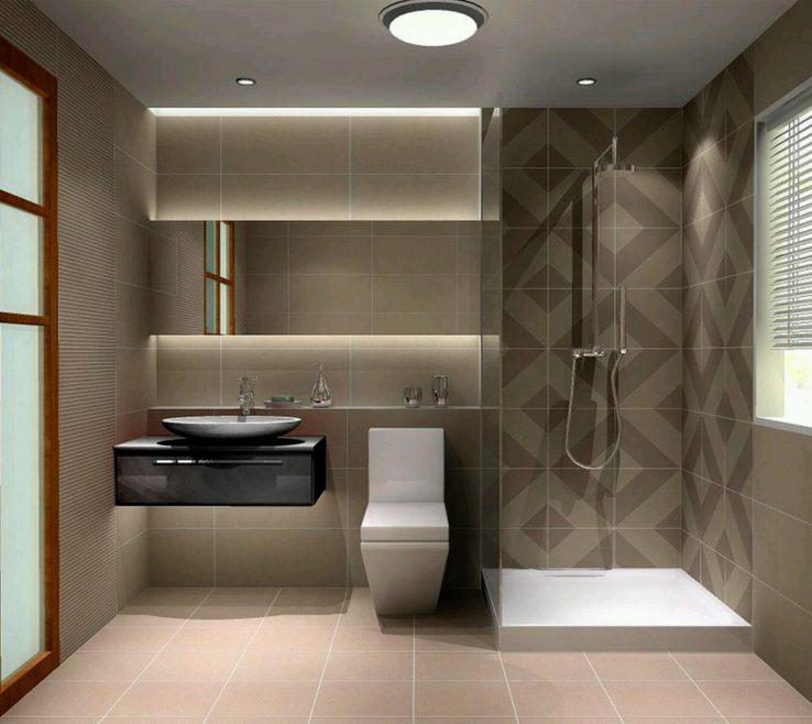 Mesmerizing Small Modern Bathroom Ideas