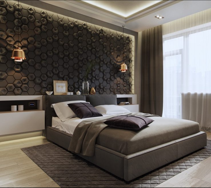 Modern Accent Wall Ideas Of 44 Awesome For Your Bedroom With Bedroom