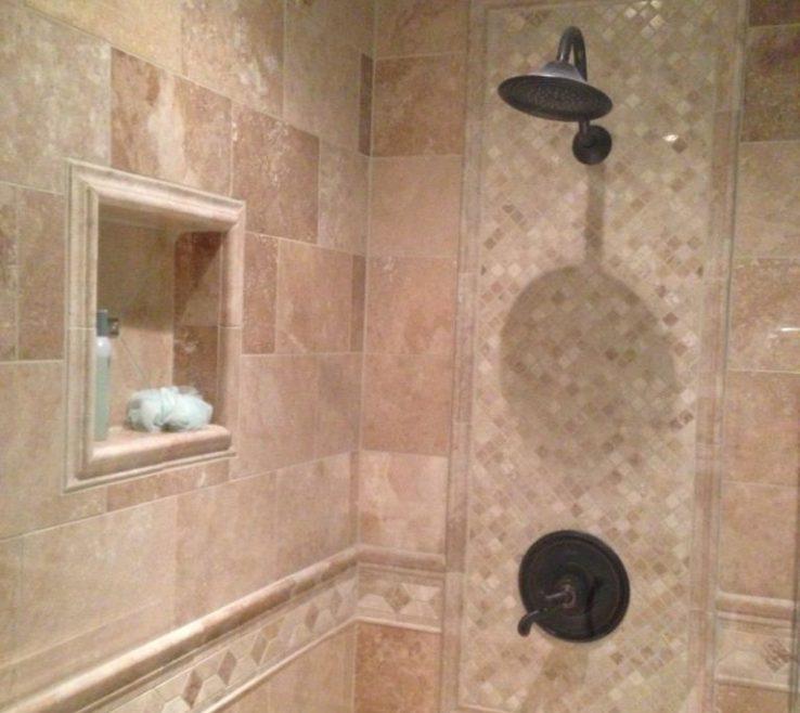 Modern Bathroom Shower Of Tile Designs White And Blue Ceramic Ceramic
