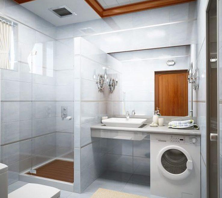 Modern Bathroom Shower Of Vibrant Inside Ultra Minimalist Idea With Washing