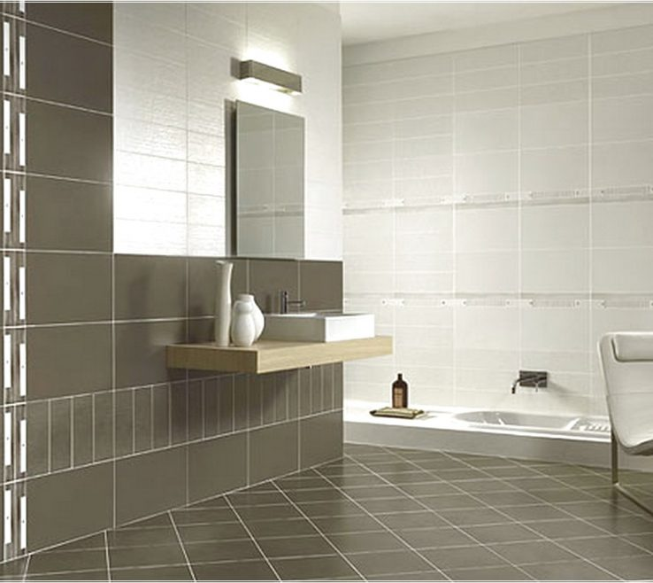 Modern Bathroom Walls Of Awesome Wall Tile