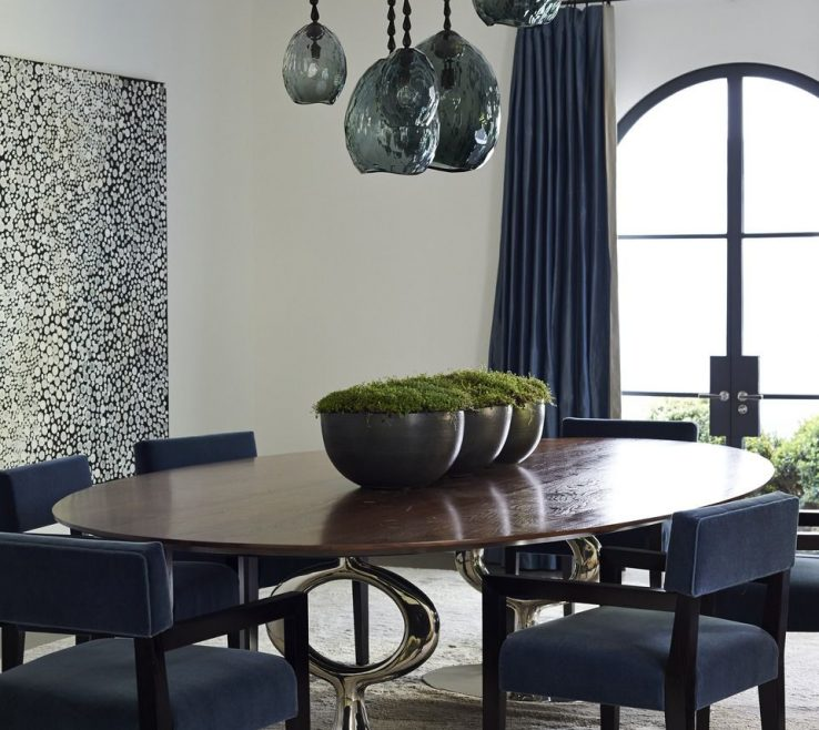 Modern Dining Table Centerpieces Of 25 Room Decorating Ideas Contemporary Room
