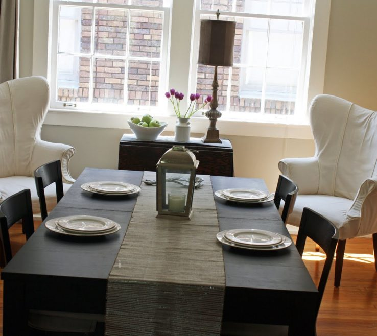 Modern Dining Table Centerpieces Of Perfect Room For Family Dinner