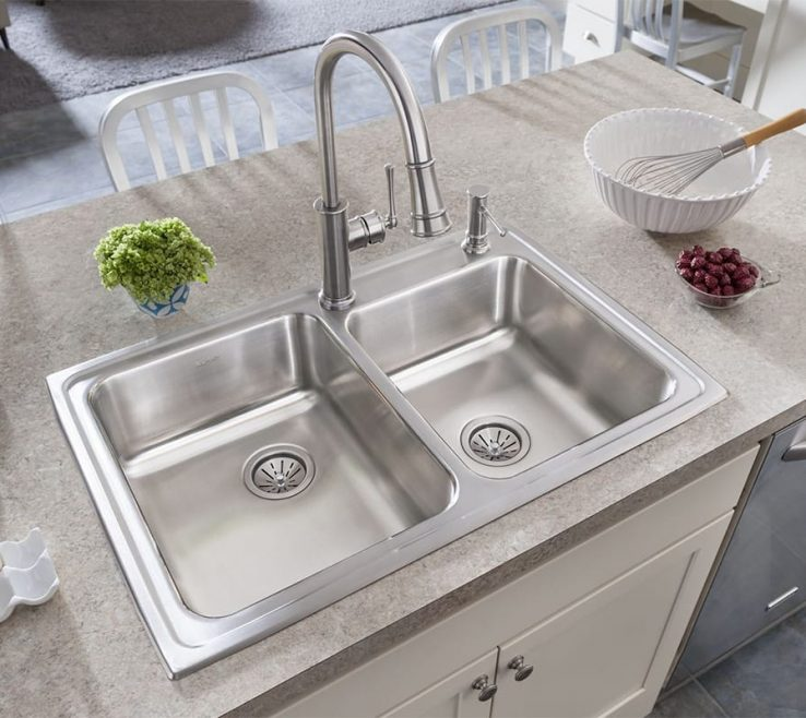 Odd Shaped Kitchen Sinks Of How To Choose Sink Size