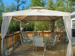 Outside Canopy Ideas