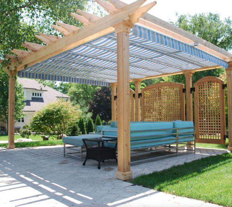 Outside Canopy Ideas Of Patio Gazebo