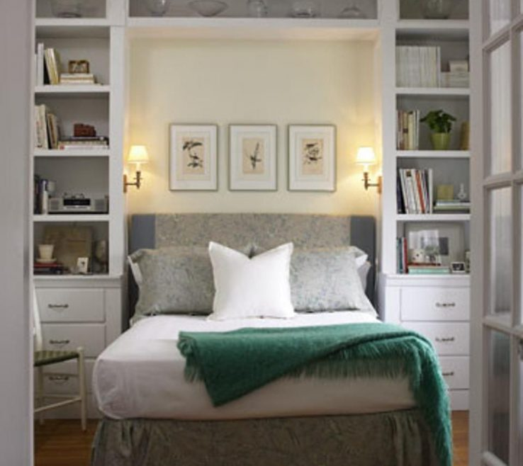 Pact Beds For Small Rooms Of Turn A Space Into A Brilliant Boudoir