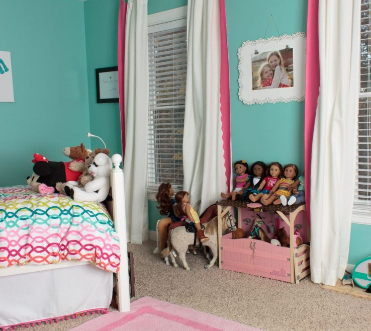 Paint Colors For Teens Of Love This Cute Tween Girls Bedroom! So