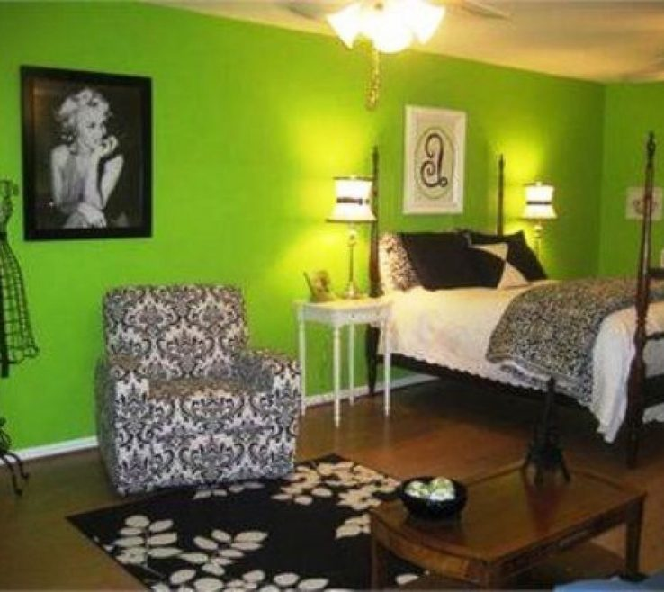 Paint Colors For Teens Of Teenage Girl Room Study Space Design Idea