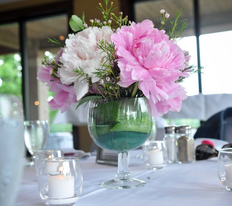 Peony Flower Arrangement Ideas Of Spring Wedding Nj