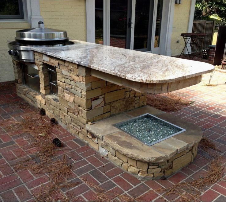 Picturesque Bbq Grill Design Ideas Of Best Outdoor Kitchen Built In Plans Barbecue
