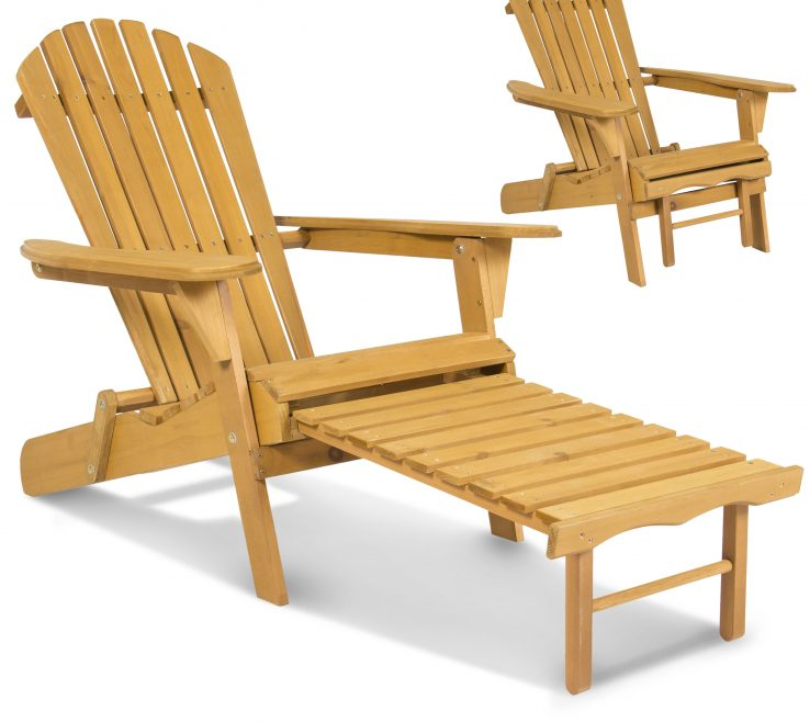 Picturesque Best Wood Furniture Of Choice Products Foldable Adirondack Chair W/ Pull