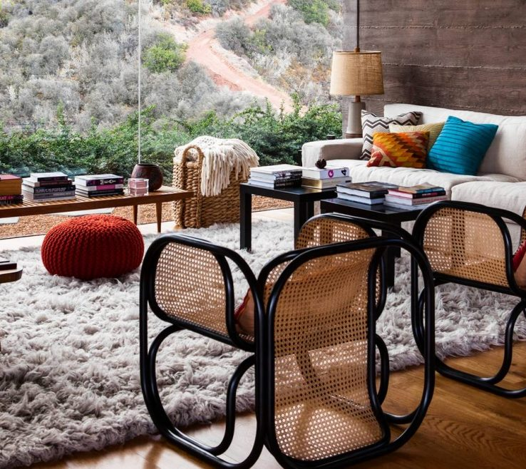Picturesque Bohemian Modern Decor