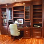 Picturesque Built In Desk Ideas For Small Spaces Of Bookcases Space