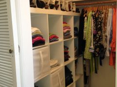 Closets Organization Ideas