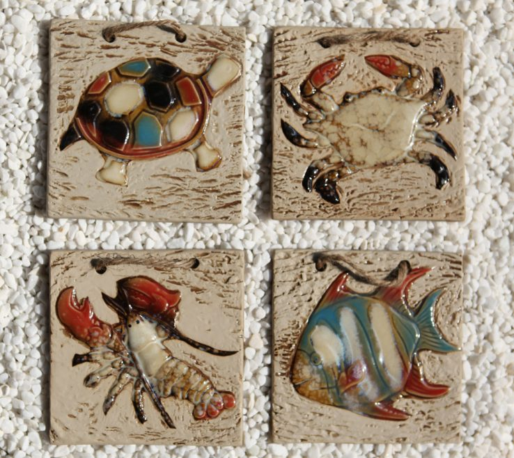 Picturesque Decorative Ceramic Wall Tile Of Tiles Home Decor Renovation Ideas