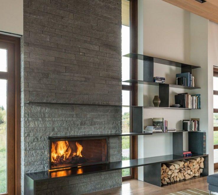 Picturesque E Fireplace Designs Of Built Ins Idea