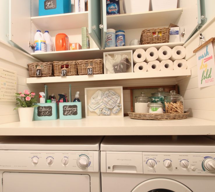 Picturesque Laundry Room Organizing Ideas Of Ahhh… I Have To Say I Like