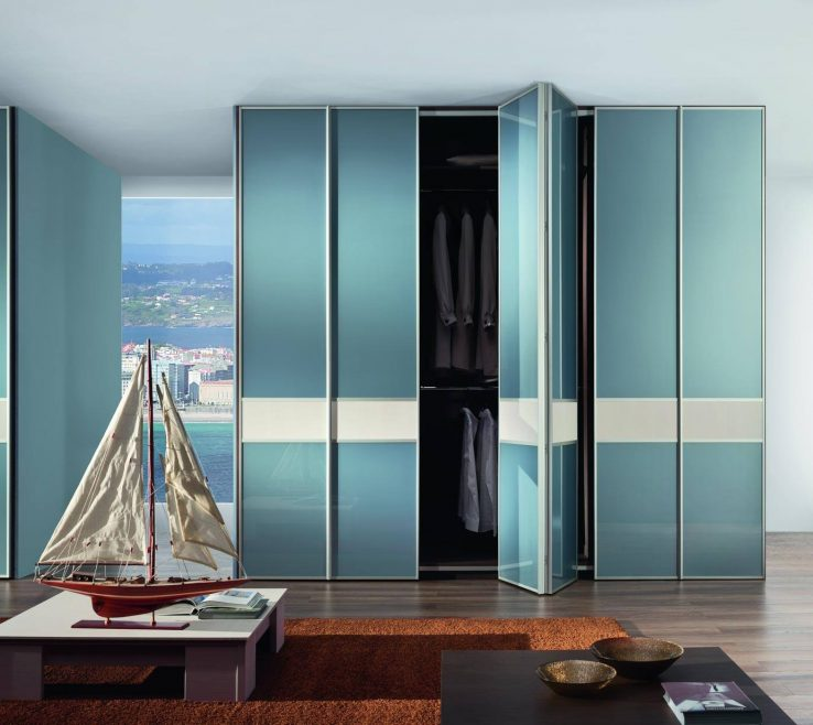 Picturesque Modern Closet Doors