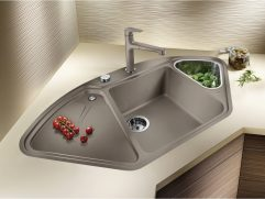 Odd Shaped Kitchen Sinks
