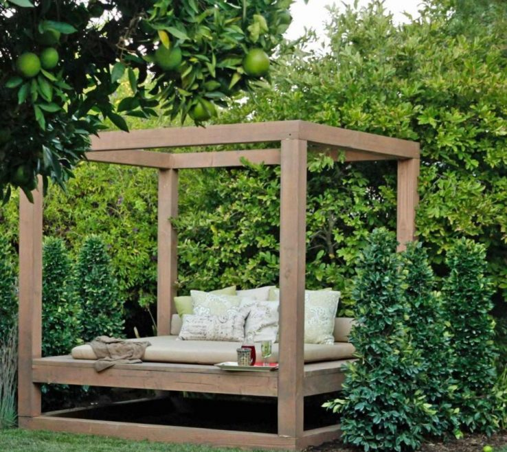 Picturesque Outside Canopy Ideas Of Outdoor:diy Patio Outdoor Also Dazzling Picture Bed