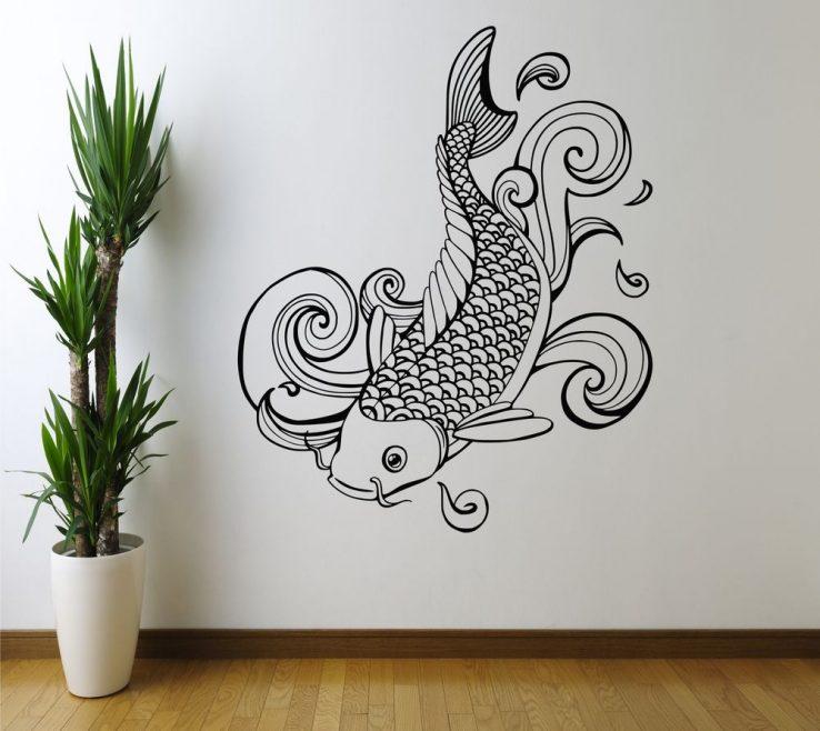 Picturesque Vinyl Wall Art Ideas Of Cozy Best Design