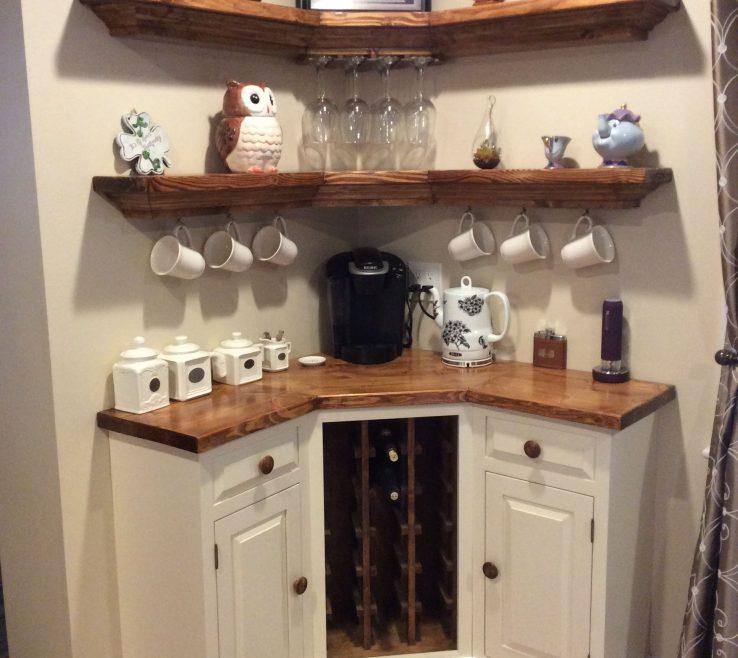 Picturesque Wall Mounted Kitchen Shelves Of Open Design Open Shelving Upper S Shelf