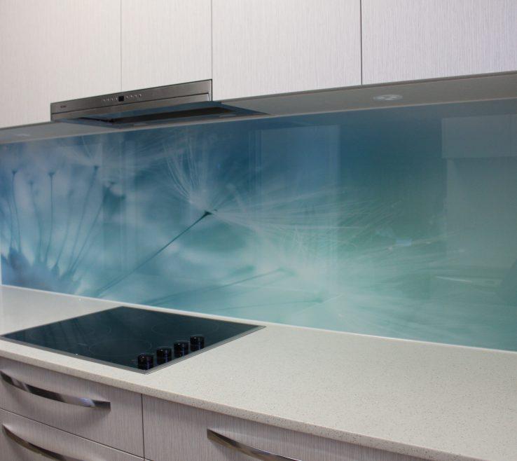 Printed Glass Backsplash Of Photo Acrylic Kitchen Splashbacks Kitchen Wall Panels