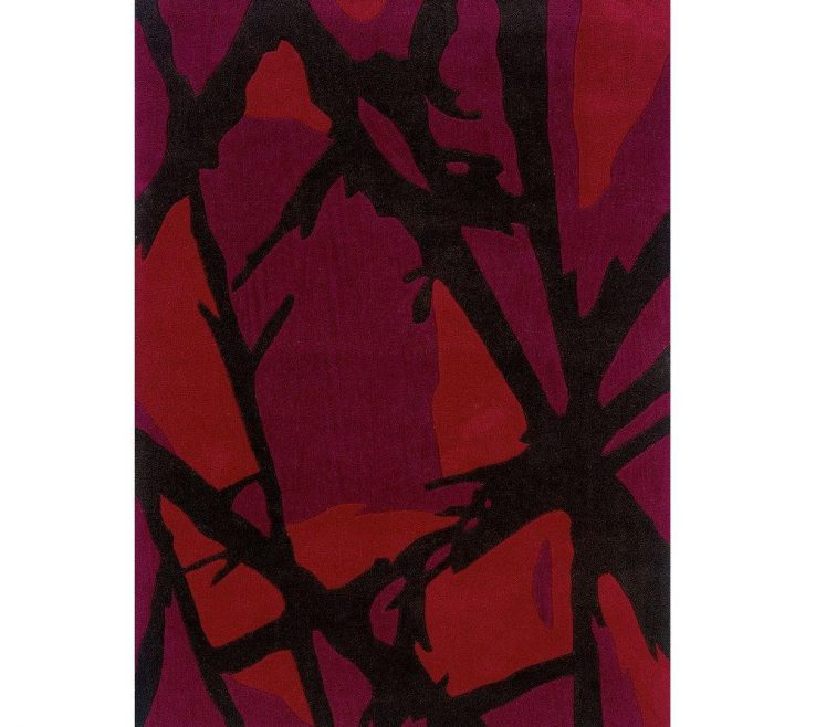 Red And Purple Home Decor Of Linon Trio Collection Charcoal Ft X