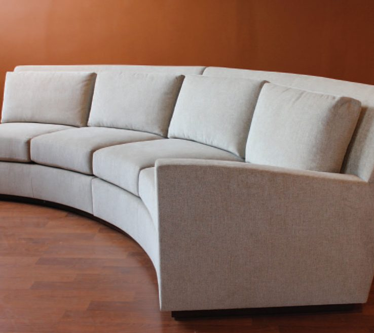 Remarkable Curved Modern Sofa Of Awesome Sofas And Loveseats 55 With Additional