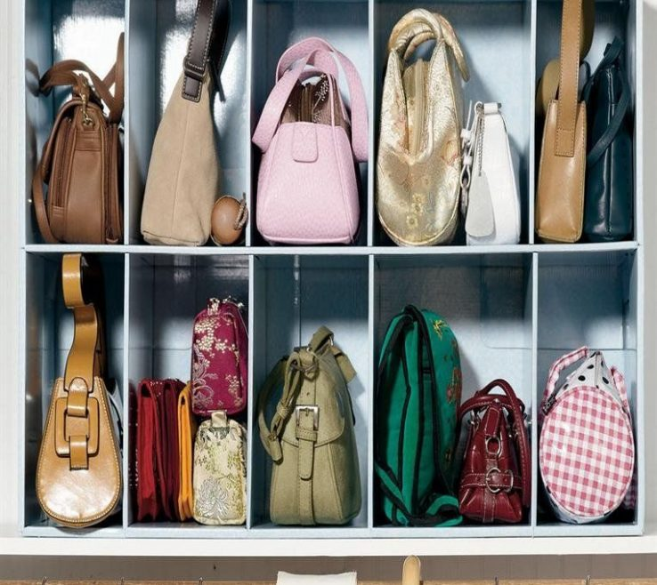 Remarkable How To Organize Pocketbooks Of I Need This For My Purses! 16