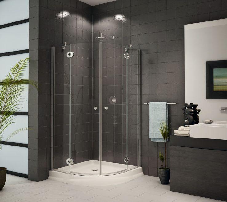 Remarkable Modern Bathroom Shower Of Modern Master Bathroom Shower Inspired Decor On Bathroom Design Ideas Modern Bathroom Design