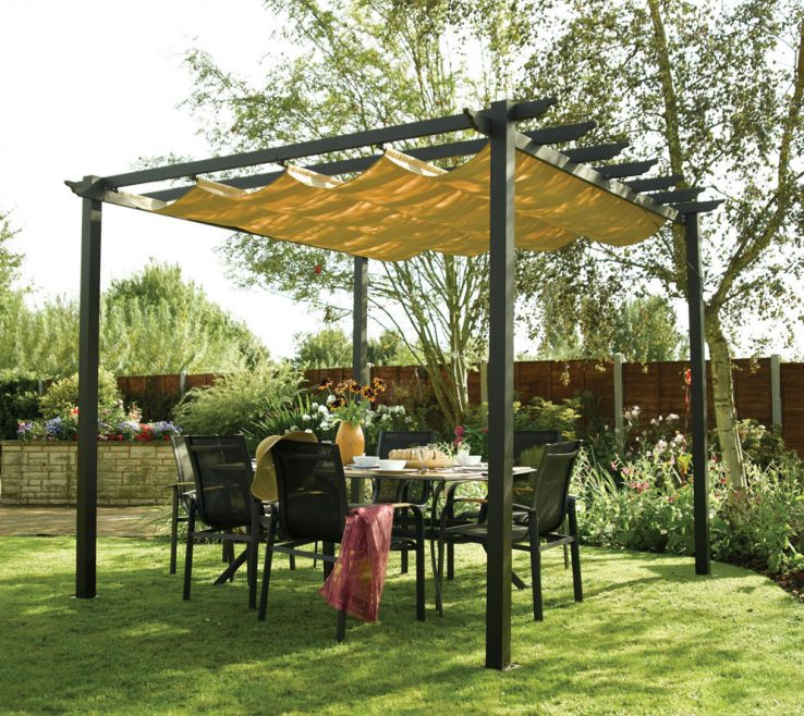 Remarkable Outside Canopy Ideas Of Exciting Outdoor Design For Backyard Pergola