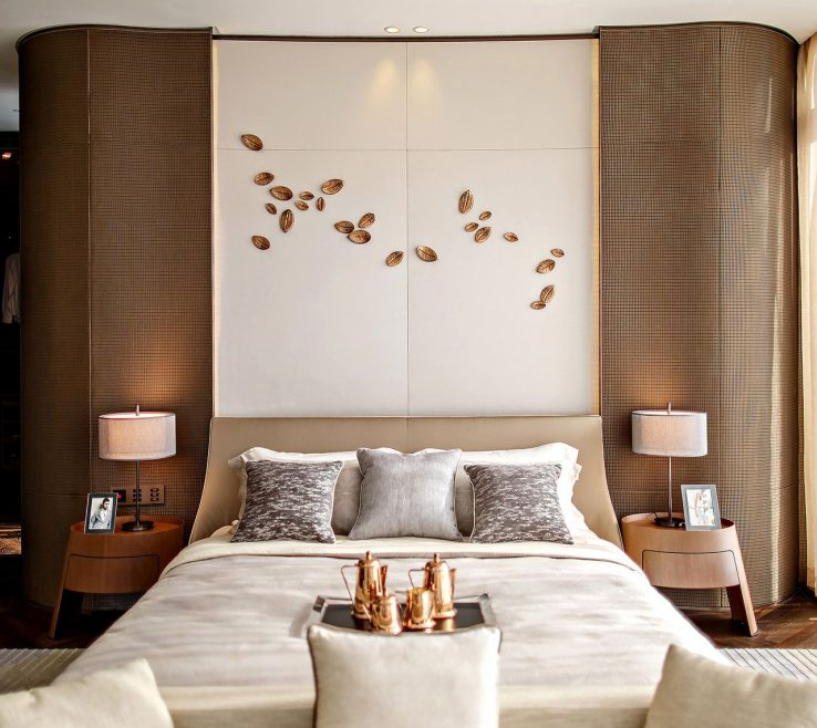 Sophisticated Bed Trends Of Panelling Is Hot Home Bedroom Bedroom Modern