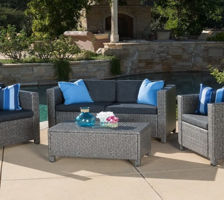 Sophisticated Best Wood For Furniture Of How To Choose The Patio Set