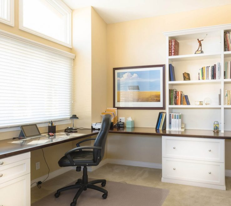 Sophisticated Built In Home Office Of Contemporary Ideas Designs Custom Furniture Best