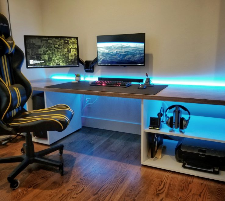 Sophisticated Built In Home Office Of Plete New Our E Front