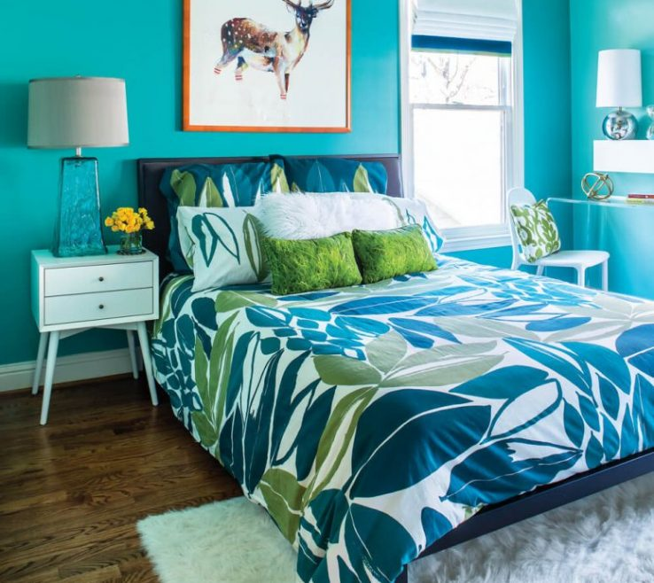 Sophisticated Turquoise Color For Bedroom Of Room Ideas Teenage