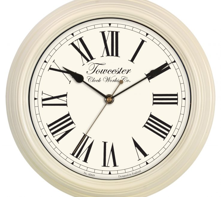 Sophisticated Wall Clocks For Kitchens
