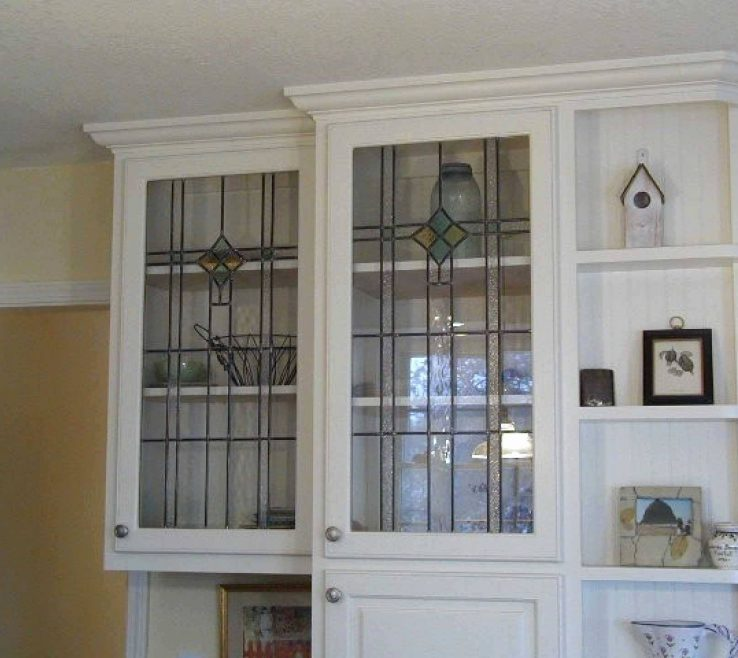 Stained Glass Kitchen Doors Of Beveled Magnificent Engaging S
