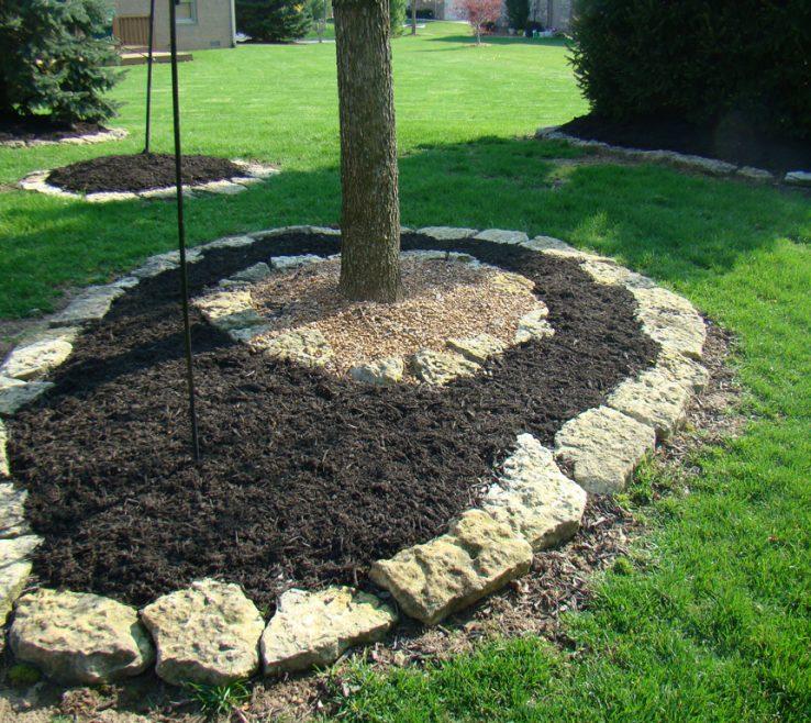 Stone Rocks For Garden Of Flat Rock Wall Stone/garden Wall