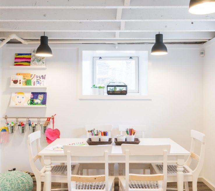 Superbealing Art Studio Ideas Of Set Up A Workspace. Kids