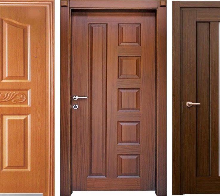 Superbealing Modern Room Doors Of Wooden Door Design For Home | Design