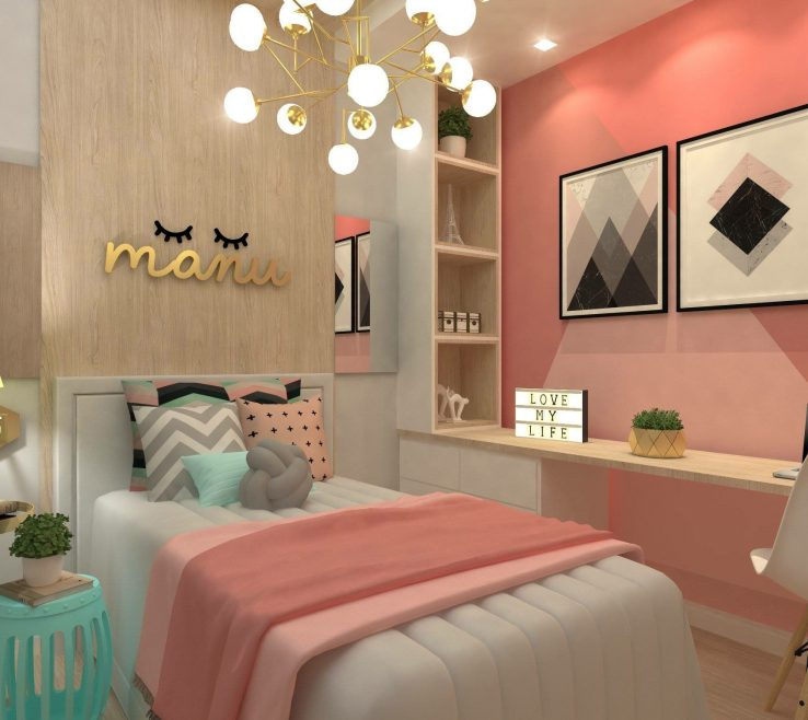 Teen Bedroom Colors Of Ideias Para O Quarto Da Vic Colors,