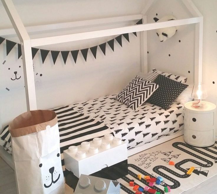 Terrific Beds For The Floor Of Cool Toddler Bed