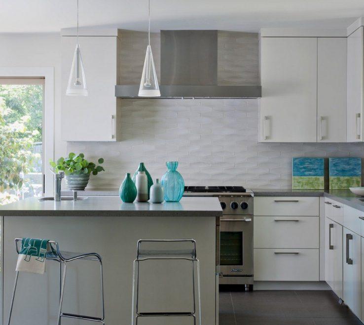 Terrific Designer Kitchen Backsplash