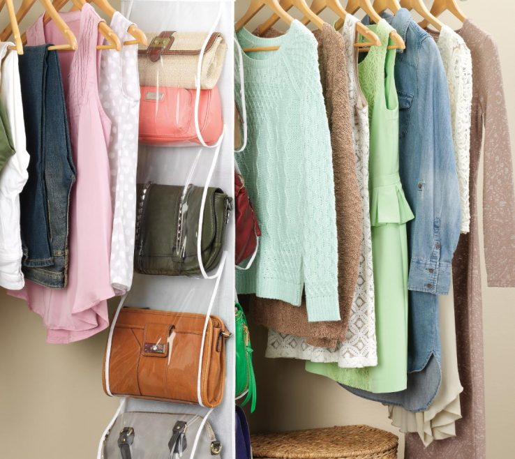 Terrific How To Organize Pocketbooks Of Perfectly Organized Purses
