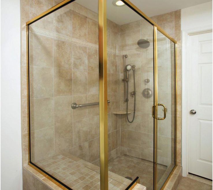 Terrific Luxary Showers Of Luxury With Glass Doorspictures